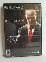 Hitman: Blood Money PS2 (Sony PlayStation 2, 2006) Complete!