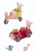 Sylvanian Families Calico Critters Baby Tricycles Set