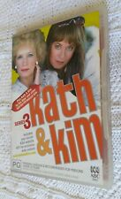 Kath & Kim : Series 3 (DVD, 2-Disc Set) R-4, LIKE NEW, FREE POST IN AUSTRALIA