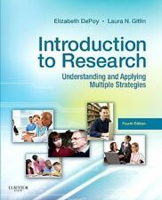 Introduction to Research : Understanding and Applying Multiple Strategies by...