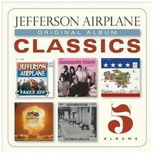 Jefferson Airplane: Original Album Classics - 5 Albums (CD, 2013)