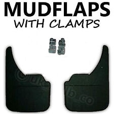 2 X NEW QUALITY RUBBER MUDFLAPS TO FIT  Hyundai i20 UNIVERSAL FIT