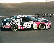 JEFF BURTON #99 EXIDE FORD WINS AT RICHMOND NASCAR WINSTON CUP 1998 8X10 PHOTO