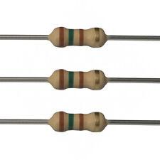 100 x 150 Ohm Carbon Film Resistors - 1/4 Watt - 5% - 150R - Fast USA Shipping