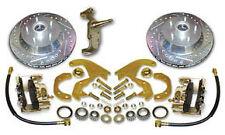 "1958-70 Impala 2"" Drop Disc Brake Kit 12"" Rotors- Zero Off Set"