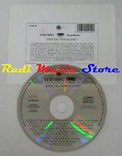 CD PROMO RADIO COLUMBIA EPIC SONY 2 PRM 204 Mariah carey estefan lp mc dvd(S5)10
