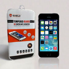 Ultimate Shield Tempered Glass Screen Protector for iPhone SE / 5S / 5 / 5C