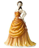 Royal Doulton JANE (Gold) Pretty Ladies Figurine #HN5331 New In Box