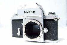 **Problem**  Nikon F Photomic 35mm SLR Film Camera body only  SN6880274
