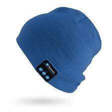 Warme Beanie Wireless Bluetooth Mütze Musik Head Cap Headset Headphone Lautsprecher UK