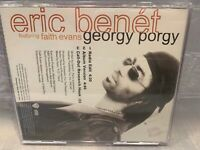 ERIC BENET Georgy Porgy (CD, PROMO Single)