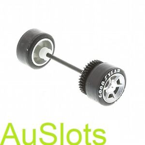 Scalextric W9972 Ford GT 03/04Rear Axle Assembly C2995 Fit C2570 to C2882 etc