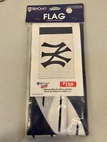 Wincraft Factory Sealed New York Yankees 3'x5' Vibrant Horizontal Flag Brand New