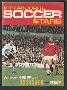 IPC Magazines Football Stars Comic issue full set of 32 including George Best