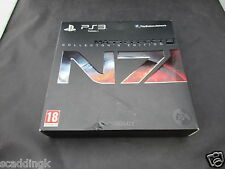Sony Playstation 3 PS3 Game Mass Effect 3 Collector's Edition
