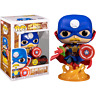 Soldier Supreme Glow GITD Infinity Warps MARVEL Funko Pop Vinyl New in Box
