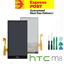 GENUINE HTC One M8 LCD Digitizer Glass Touch Screen Replacement Assembly