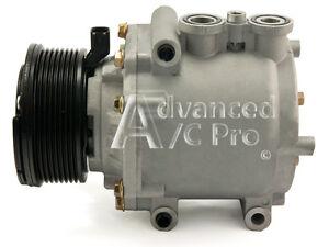 AC Compressor Fits: 2004 2005 2006 2007 Ford  E350 E450 Superduty V8 6.0L Diesel