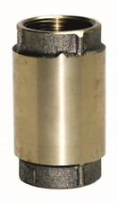 Everbilt 1-1/4 In. Brass Check Valve Long lasting High Quality Brass