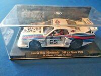 Fly GB Slotcar Lancia Beta Montecarlo 1981 m.Alboreto Facceti 24 Le mans 1:32