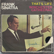 THAT'S LIFE - WINCHESTER CATHEDRAL # FRANK SINATRA