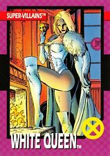 WHITE QUEEN / X-Men Series 1 (Impel 1992) BASE Trading Card #67