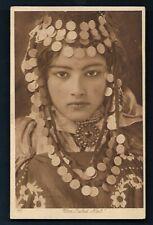 AK - LEHNERT & LANDROCK - Nr. 115 - Une Ouled Nail - Harem - Maghreb - Tunesien