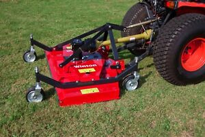 WFM150 - Winton Finishing Mower - 1.5m Wide - For Compact Tractors