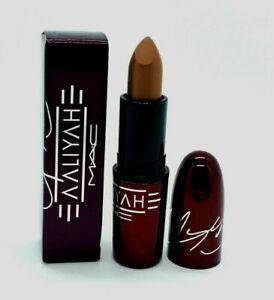 Mac Aaliyah Frost Lipstick - Try Again - 0.10 oz - BNIB
