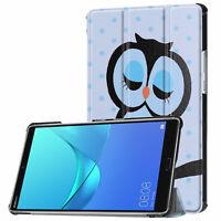 Smart-Cover Pour Huawei Mediapad M5 8.4 Pouces + Goupille Étui de Protection