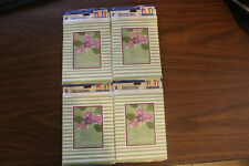 Hallmark Party Express Inv. w/Flowers - 32 total invitations in 4 packages - NIP