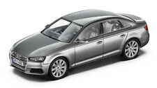 Genuine Audi A4 B9 1:43 Scale Model Car - Floret Silver