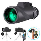 40X60 Zoom HD Camera Lens Phone Telescope Tripod Clip Day/Night Vision for Phone