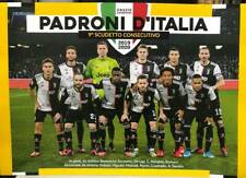 Poster Juve Juventus Padroni d'Italia Campioni Serie A 2019 2020 Scudetto 9