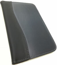 Norwood Jr writing pad binder note book w pockets very nice looking Grey cover