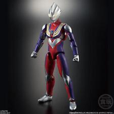 Japan Rare Bandai Shokugan Shodo Ultraman Tiga Multi Type mini Action Figure