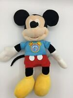 Disney Mickey Mouse Clubhouse Toodles Shirt Stuffed Animal Plush Toy Doll Figure