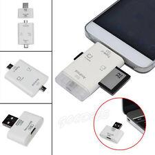 2 en 1 USB 3.1 Type C Carte Mémoire TF SD MS Card Reader Pour Macbook 30.5cm