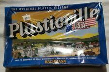 Bachmann Plasticville HO Scale Cape Cod House Model - New Sealed - Box Damaged