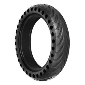 """Rueda Neumático 8,5"""" sólido para Xiaomi Scooter M365 - Negro - HOROES"""