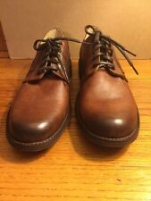 men's frye bennett oxfords brown shoes style 84950, US size 13 D