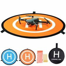 FSLabs Drone and Quadcopter Landing Pad 32 inch RC Aircraft Soft Landing Gear