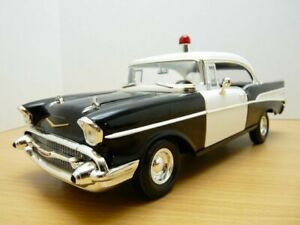 CHEVROLET BEL AIR Police 1/18