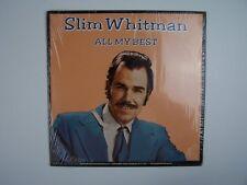 Slim Whitman - All My Best Vinyl LP Record Album SL-8128