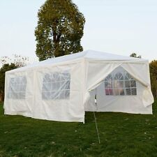 10'x20'Outdoor Canopy Party Wedding Tent Heavy duty Gazebo Pavilion Cater Events