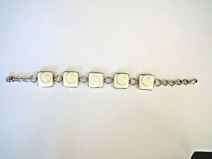 Bracelet - Oeil Sainte Lucie - Argent - 925/1000 - NEUF *