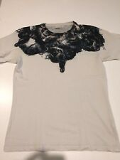Marcelo Burlon T Shirt Girocollo Serpenti Ghost