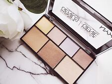 NYX Strobe of Genius Illuminating Palette     STGP01