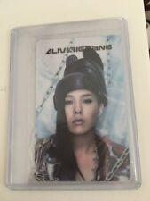 Big Bang G-Dragon Alive official Photocad Card Kpop K-pop With Toploader