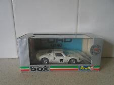 Box Revell Diecast Cars